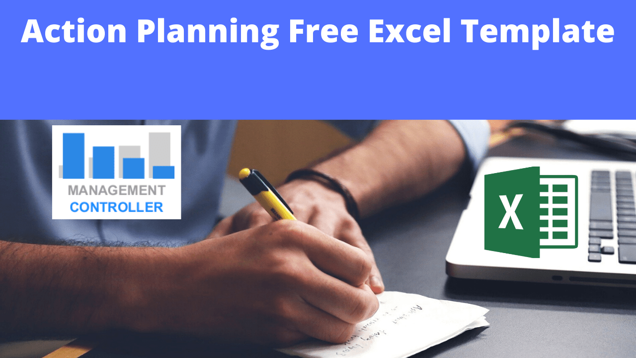 Action Planning Free Excel Template