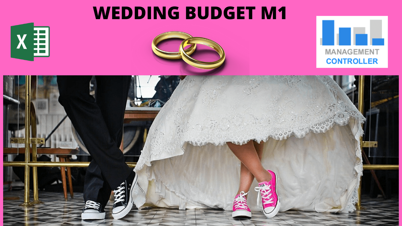 wedding budget free excel temaplate