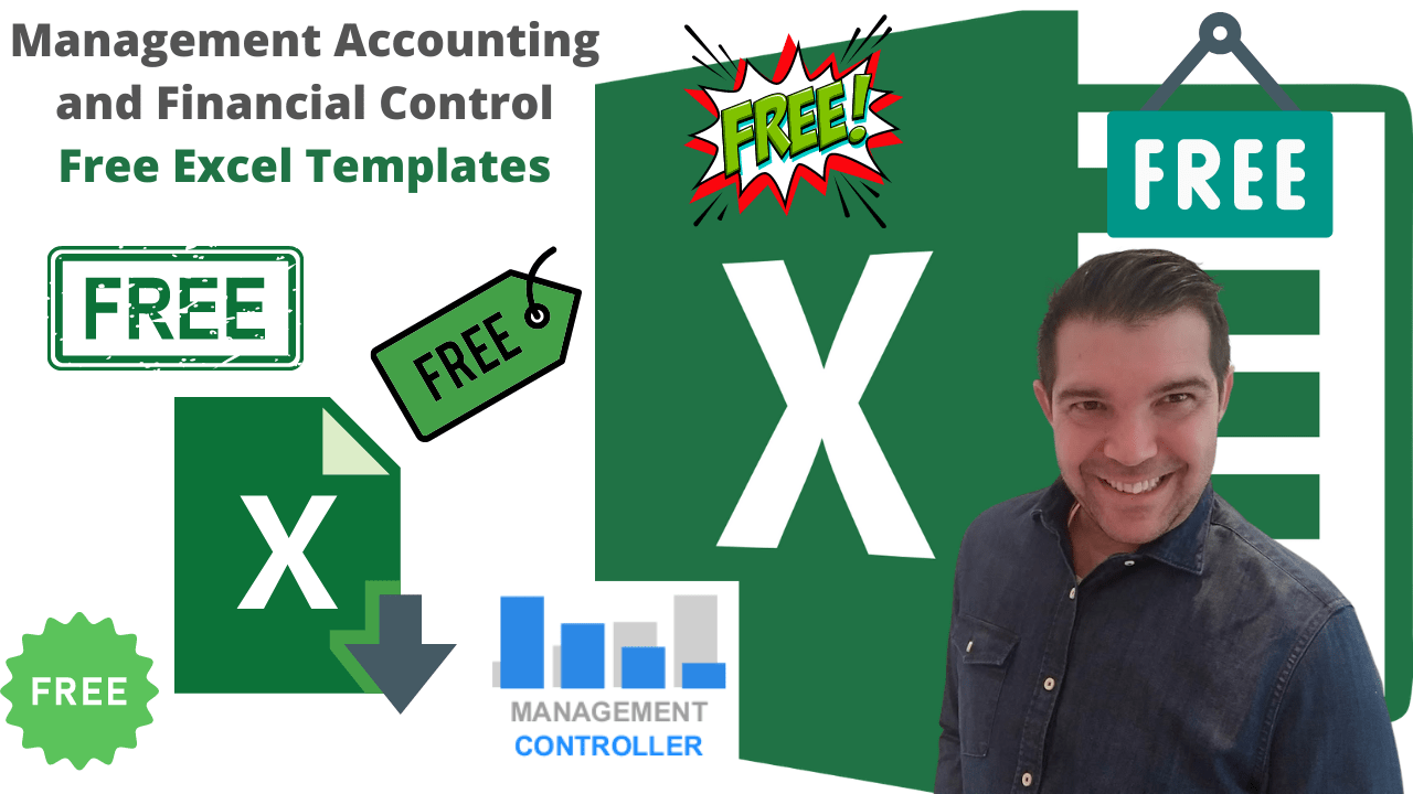 Free Excel Templates Management Accounting and Financial Control